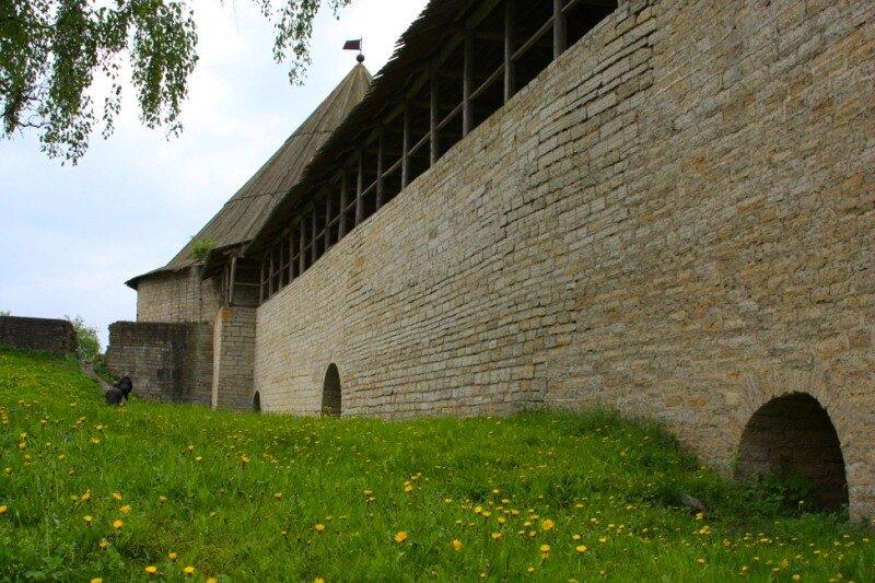 Крепостная стена