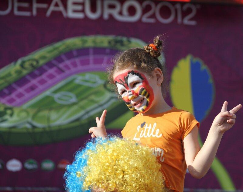 EURO 2012. Харьков