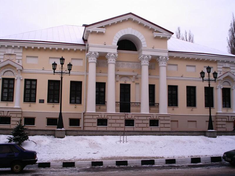 Дом Селиванова, 2004 г., фото Sanchess