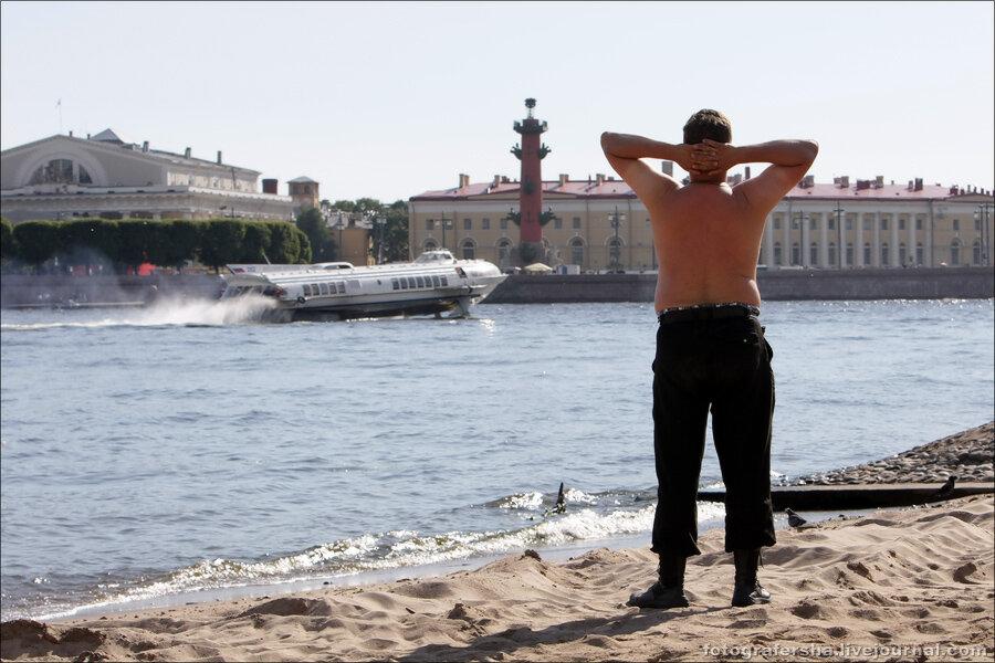 петропавловка пляже фото на загорающих
