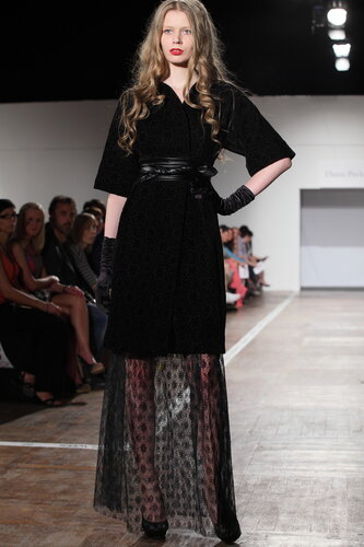 стильные пальто Diana Pavlovskaya