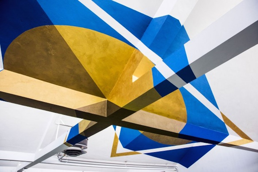 Colorful Anamorphosis by Truly Design