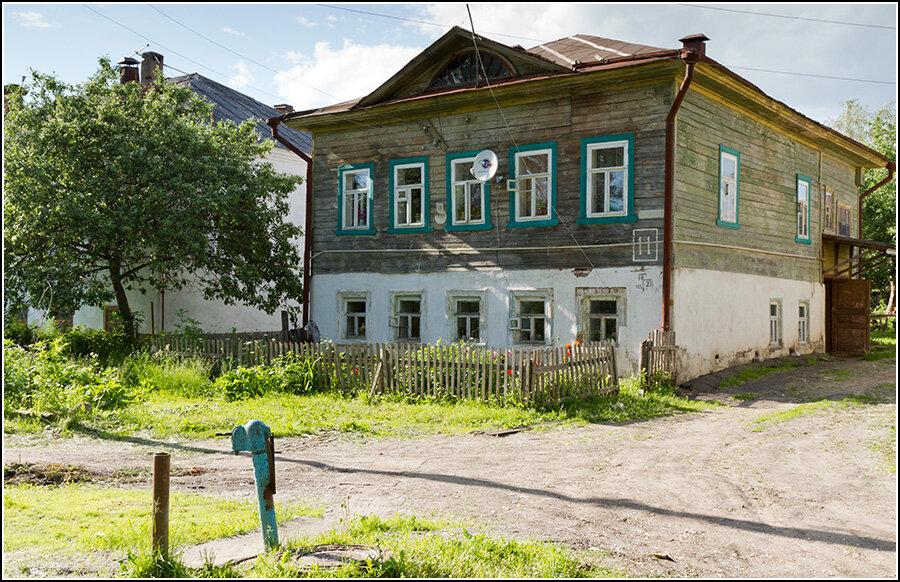 Жилой дом в Кашине