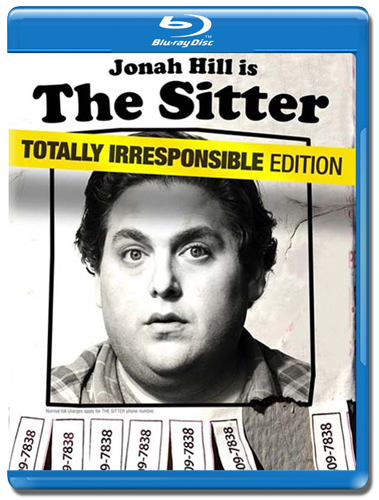 Нянь / The Sitter [UNRATED] (2011) HDRip