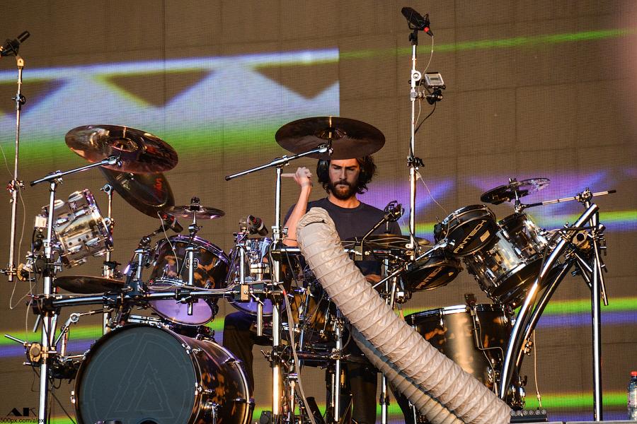 Linkin Park на Maxidrom 2012