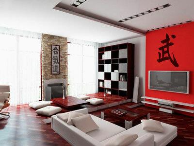 Особенности китайского стиля в интерьере.