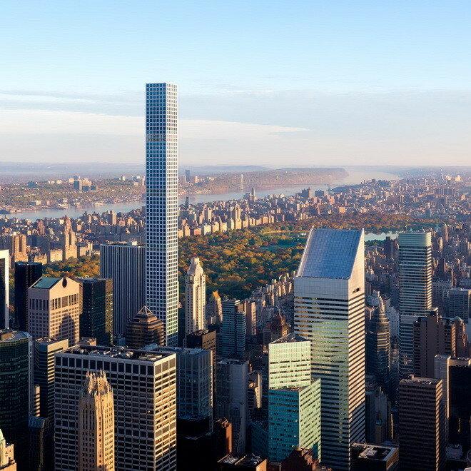 432 Park Avenue. Нью-Йорк