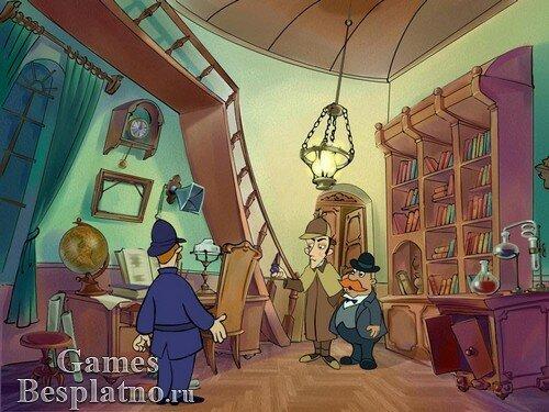 Приключения Шерлока Холмса 1-2