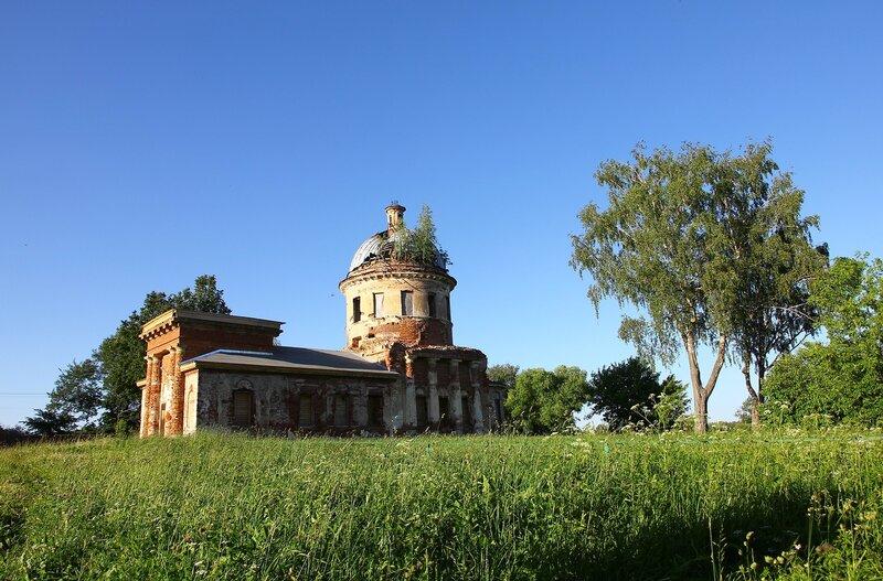 Единоверческая церковь Покрова Пресвятой Богородицы
