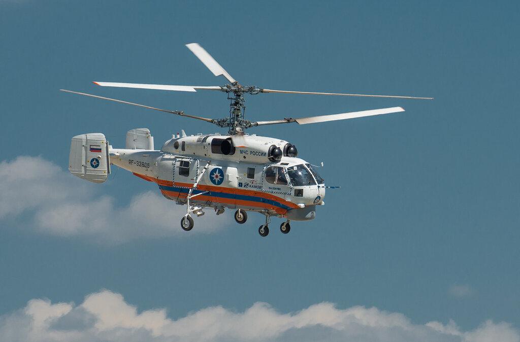 фото мчс вертолёт