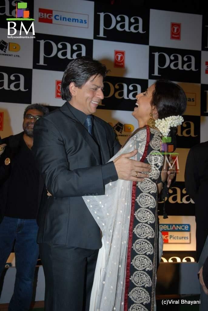 Hello Awards 2011 - Shah Rukh Khan & Vidya Balan