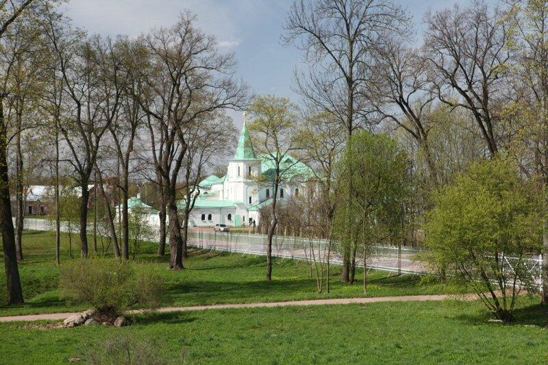 Город Пушкин Ленинградской области
