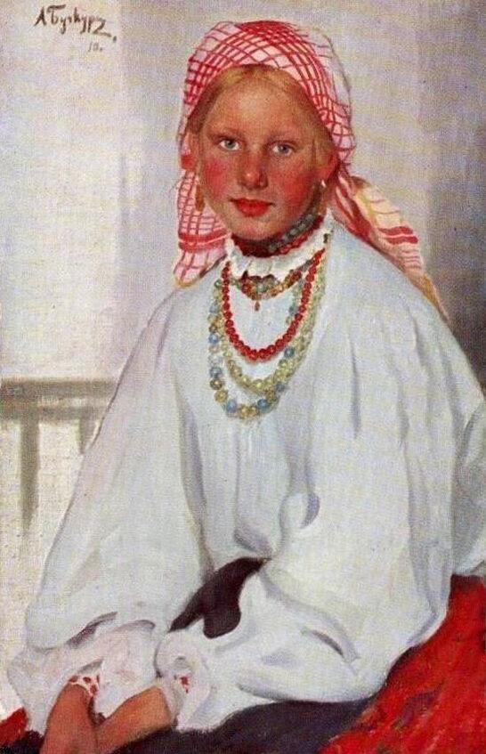 Тугариха, 1910 Бучкури Александр Алексеевич (1870-1942).