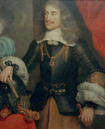 Karl Ludwig von der Pfalz / Gemaelde -  -