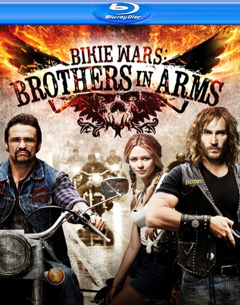 Байкеры: Братья по оружию / Bikie Wars: Brothers in Arms (1 сезон/2012/HDRip)
