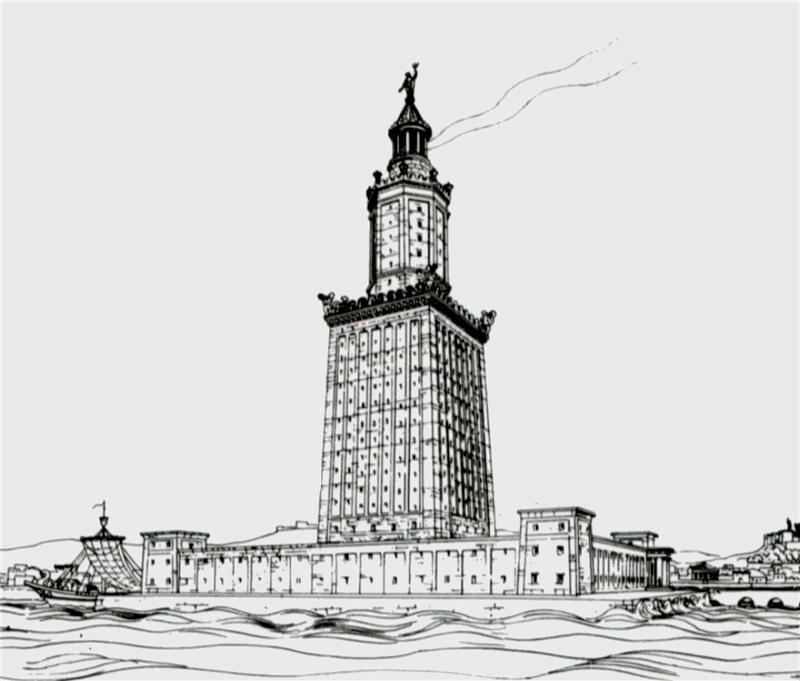 чудеса света александрийский маяк обсуждение на