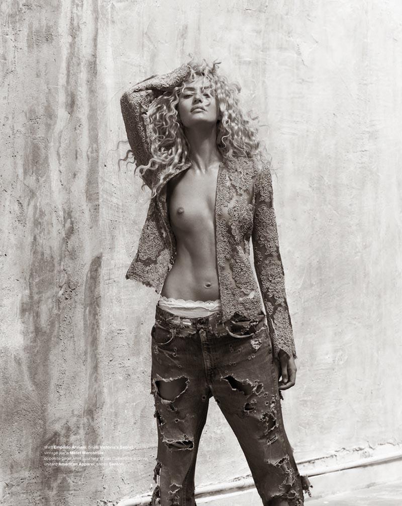 Кэндис Свэйнпол (Candice Swanepoel) 2012