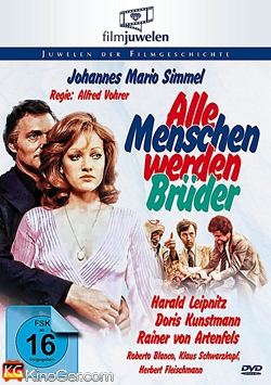 Johannes Mario Simmel - Alle Menschen werden Brüder (1973)