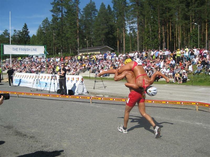 Чемпионат мира по переносу жен 2012