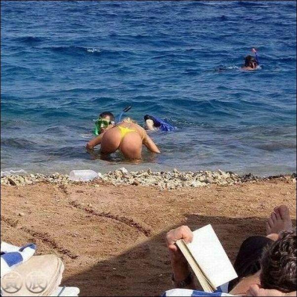 Пляжная солянка
