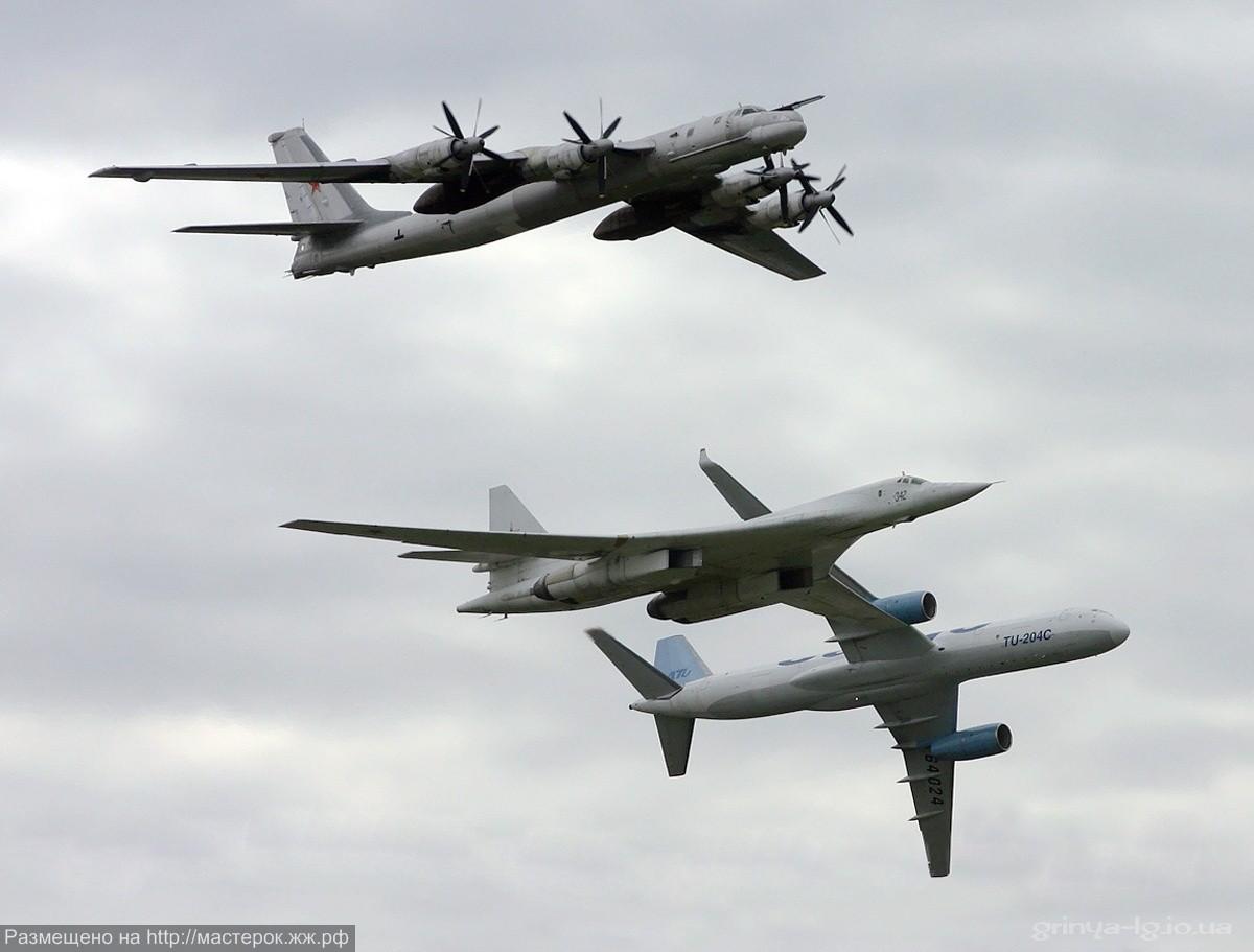 Планер бомбардировщика производится в основном из сплавов алюминия (В-95 и АК-4, термообработанных для увеличения...
