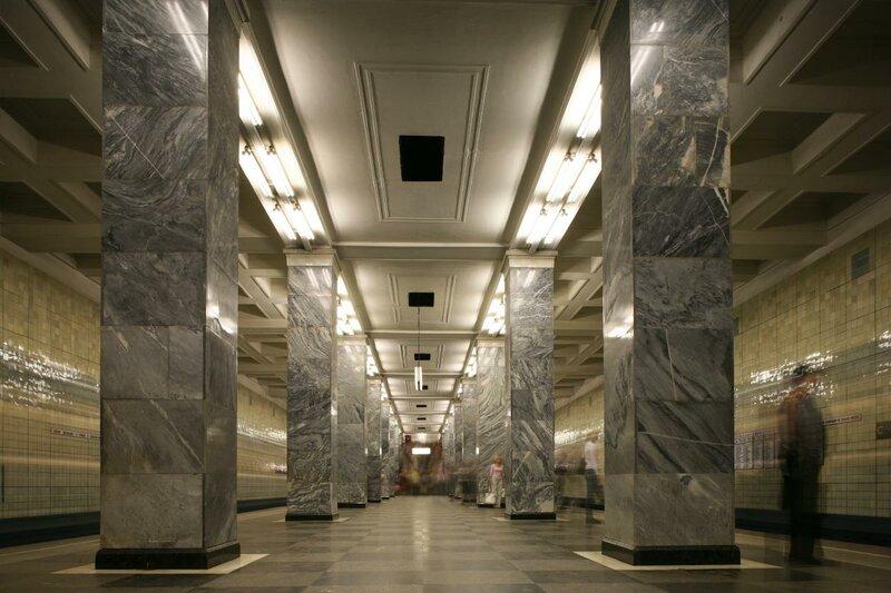Станции московского метро