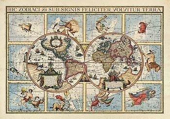 Автор карты Николас Ван Геелькерхен (Nicolaes van Geelkercken, 1585.
