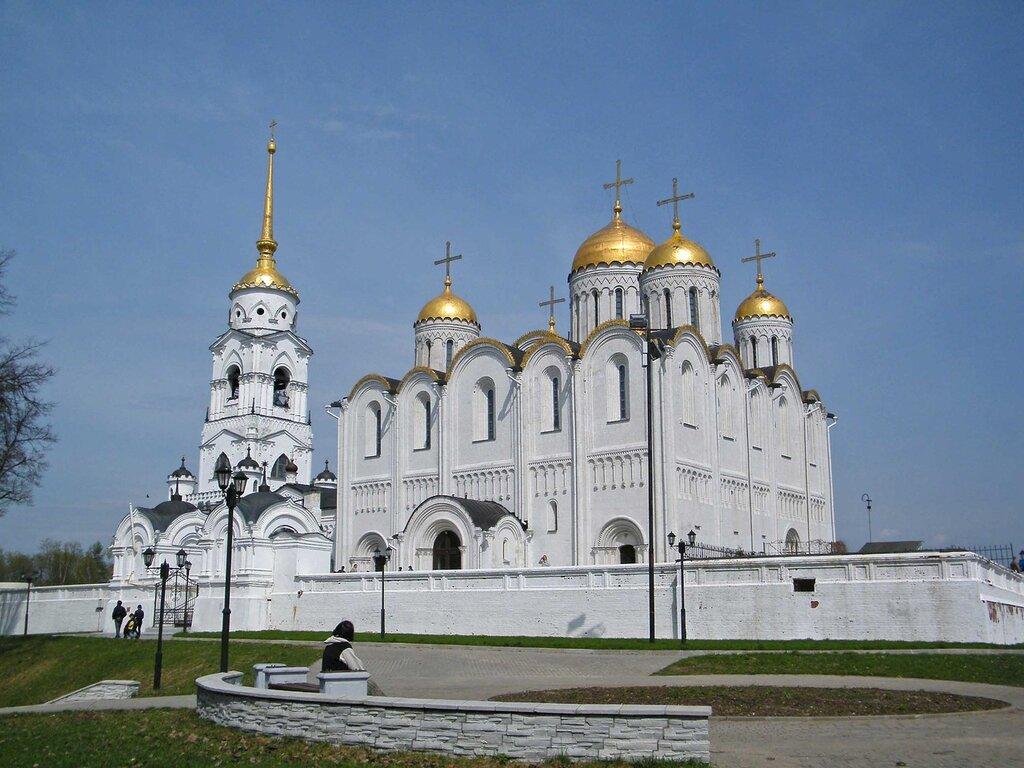 город Владимир, города России