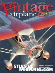 Журнал Vintage Airplane Vol.42 No.3