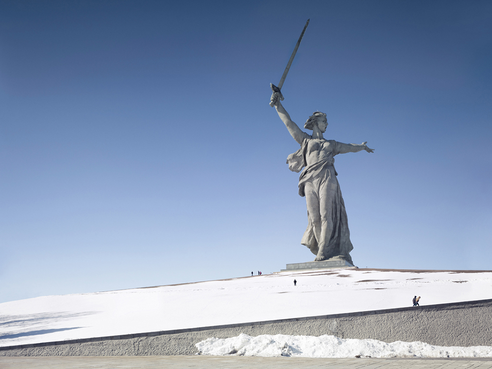 Landscapes Altered by the World's Largest Statues