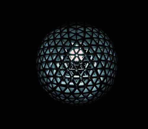 Сферические лампы из тетра пакетов