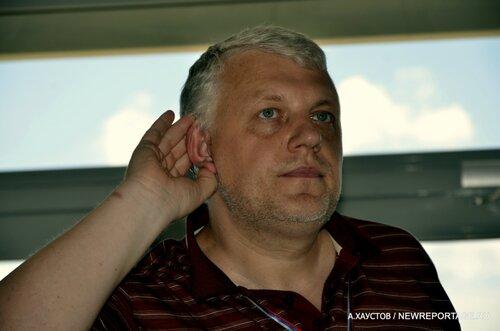 Павел ШЕРЕМЕТ: «делайте каждый репортаж как последний!»