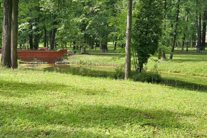 Парк в Марфине
