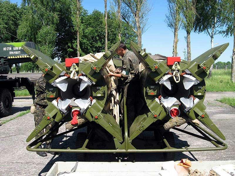 Оперативно-тактический ракетный комплекс Р-17 «Эльбрус»