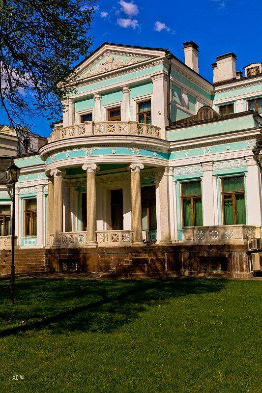 бывш. особняк М.А. Морозова