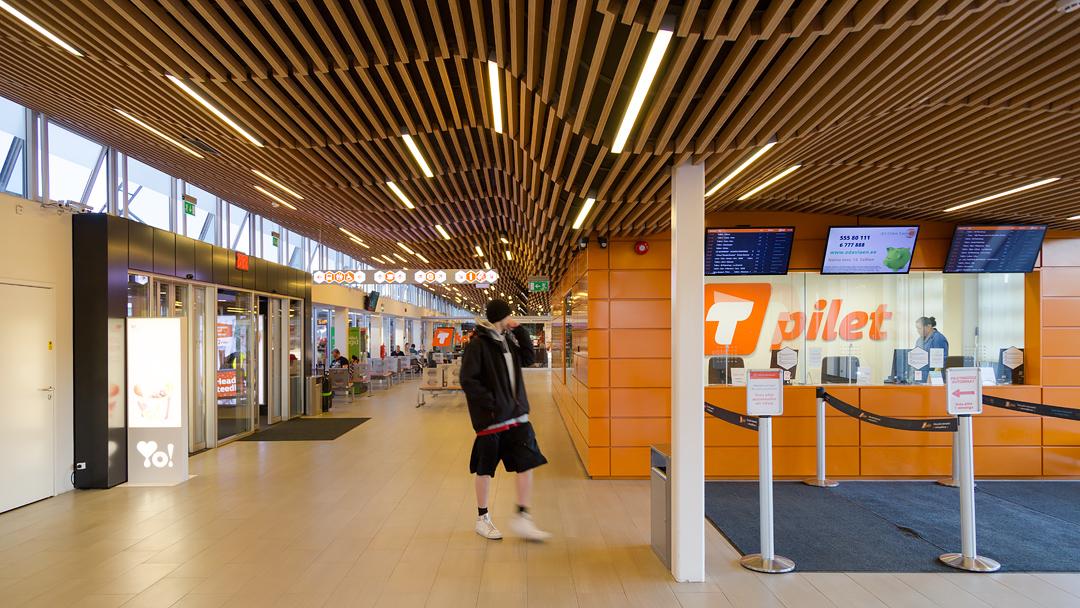Таллин, автовокзал