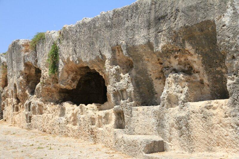 Сицилия, Сиракузы, Археологический парк Неаполис