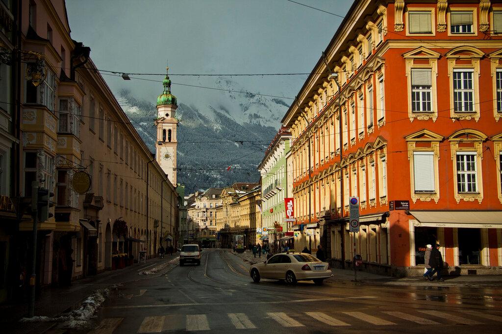 Австрия, Инсбрук
