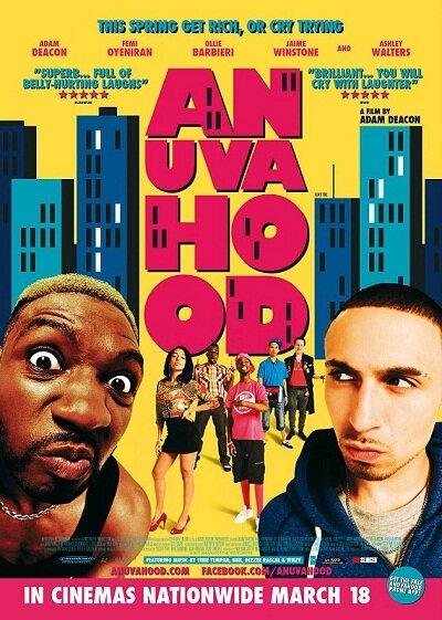 Как стать крутым - Anuvahood (2011) HDRip | L1