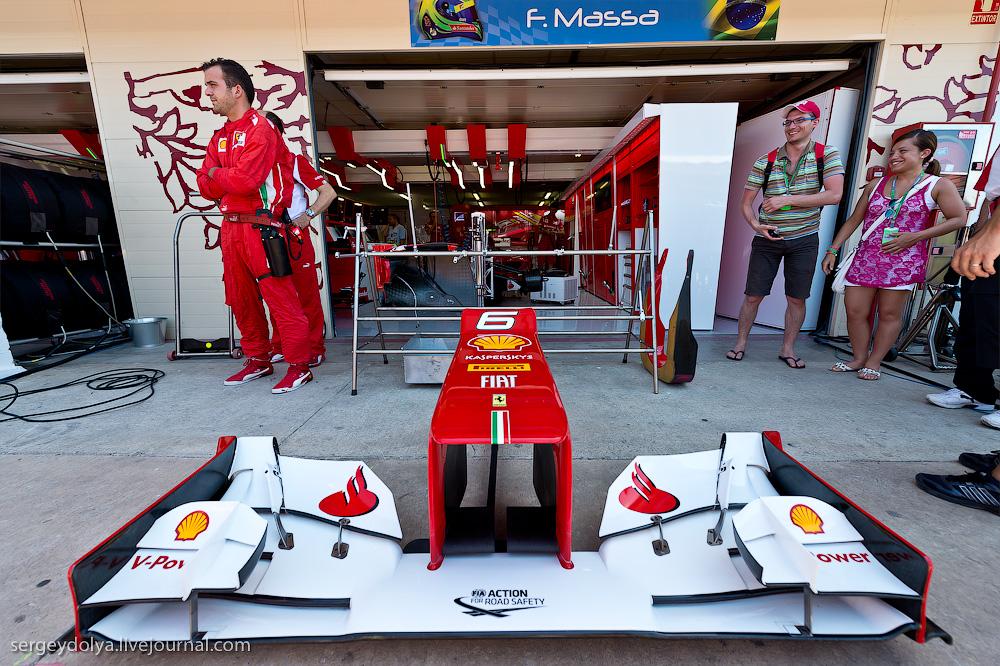 Как устроена Формула 1