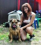 Hekate's Sacred Dogs R'Fennec - CAC, Лучшая сука, кандидат в Чемпионы РФОС.