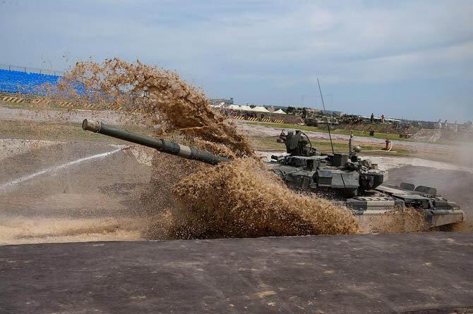 Военный форум в Жуковском: российская секретная техника