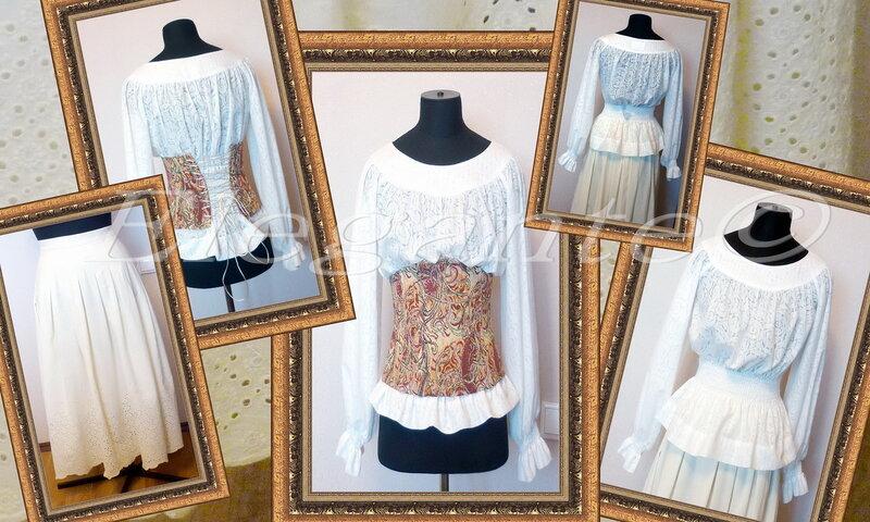 Трикотажное платье с ярусной юбкой 86