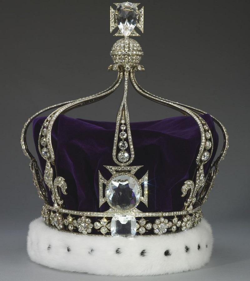 Корона королевы Марии