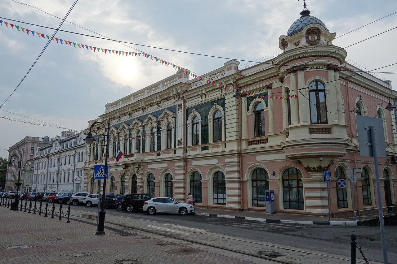 доходный дом Бугрова