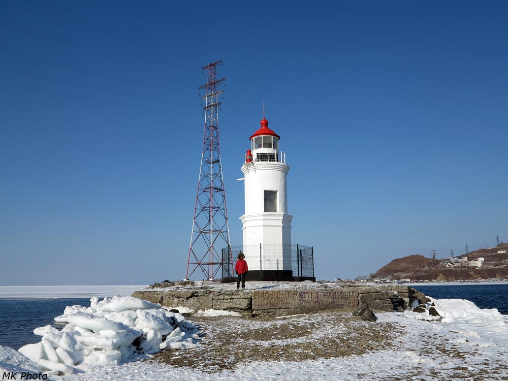 Токарёвский маяк