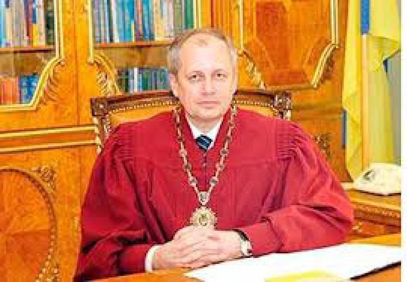 Глава Верховного Суда Романюк одобрил и направил в Раду представление на задержание и арест судьи Чауса, - пресс-служба