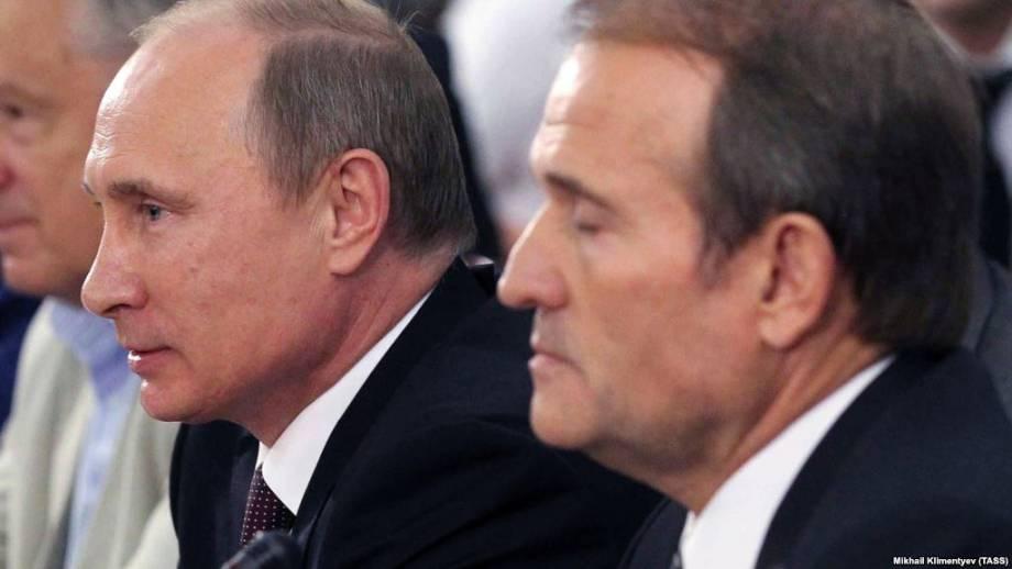 Или Медведчук был посредником между Трампом и Москвой? (Мировая пресса)