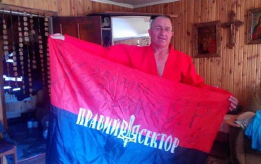 """Активист """"ПСу"""" из Черкасской области стал чемпионом Украины по боевому самбо"""
