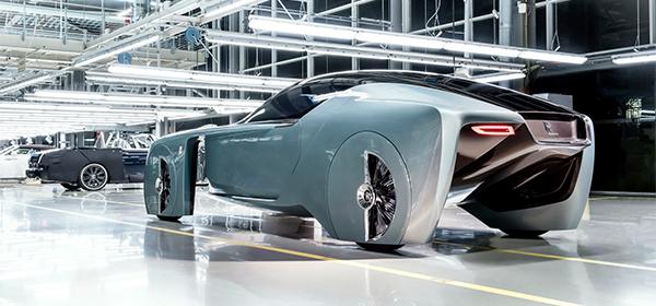 Rolls-Royce создал первый беспилотник